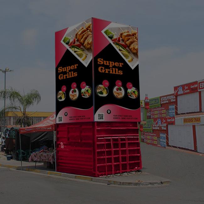 ad tower - advertising platform